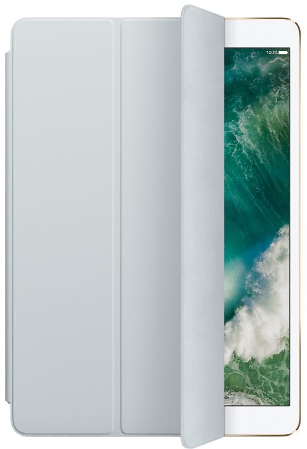 Обложка Apple Smart Cover для iPad Pro 10.5 (1-го поколения) (дымчато-голубой) фото