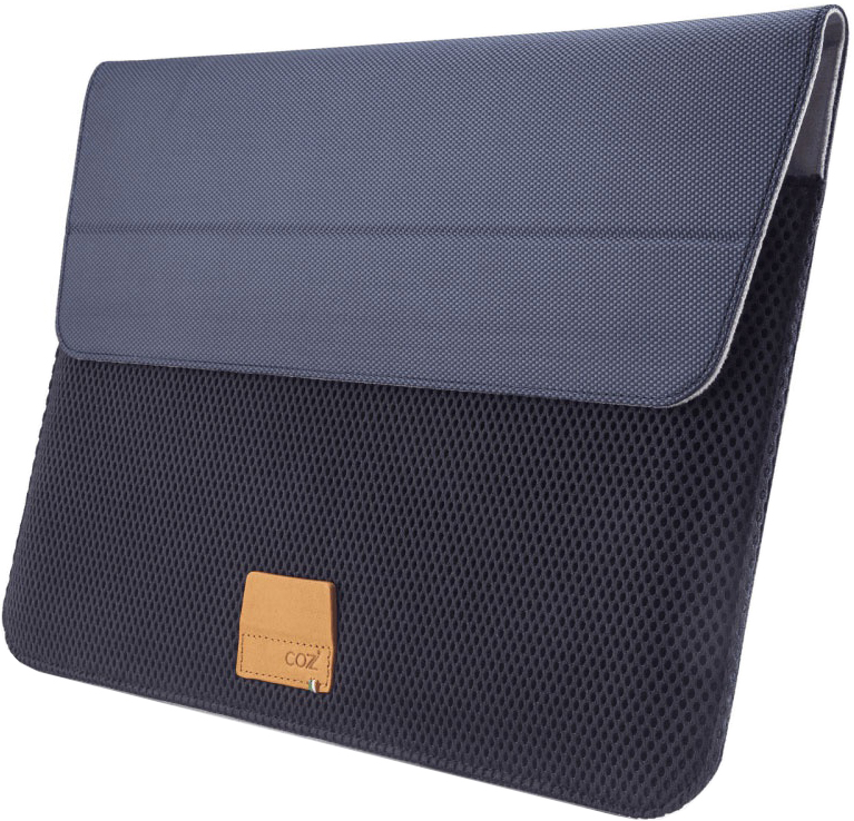 "Чехол Cozistyle ARIA Stand Sleeve для Apple Macbook Air/ Pro 15-16"" (темно-синий)"
