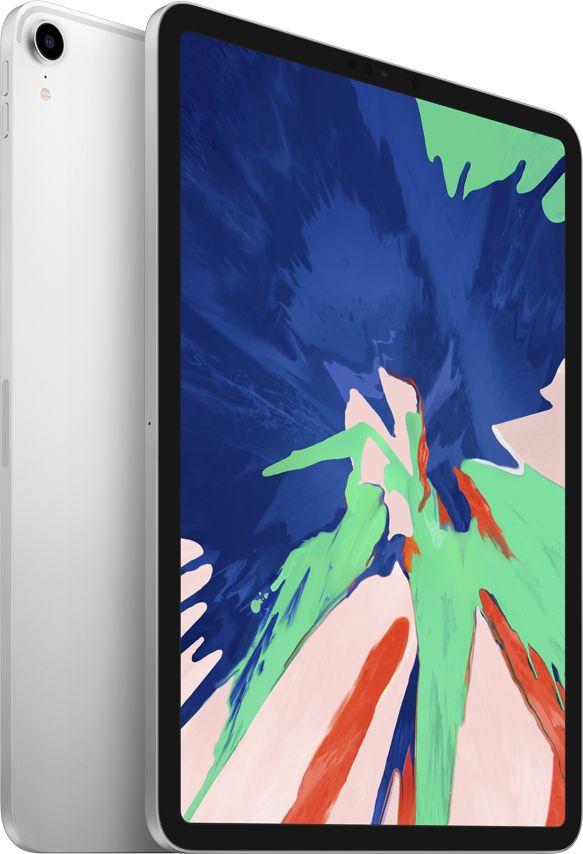 """Планшет Apple iPad Pro 11 Wi-Fi 512GB (серебристый) iPad Pro 11 Wi-Fi 512GB (11""""/2388x1668/WIFI/iOS 12) фото"""