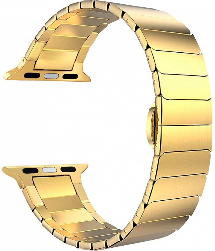 Ремешок Lyambda Canopus для Apple Watch 42/44mm (DS-APG-05-44-GL) (золотистый) фото