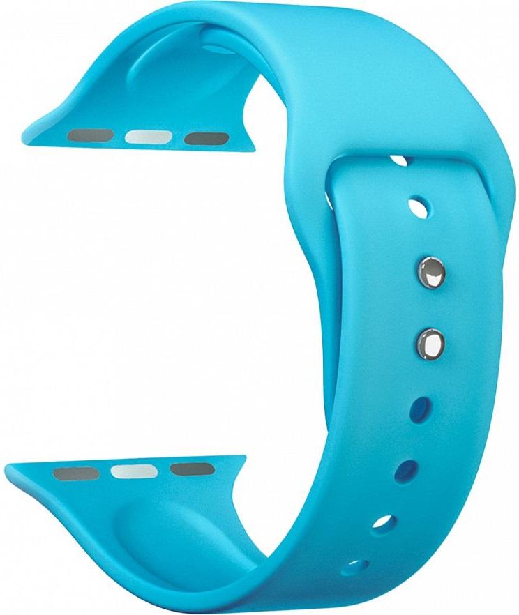 Ремешок Lyambda Altair для Apple Watch (DS-APS08-40-BL), 38/40mm (голубой) фото