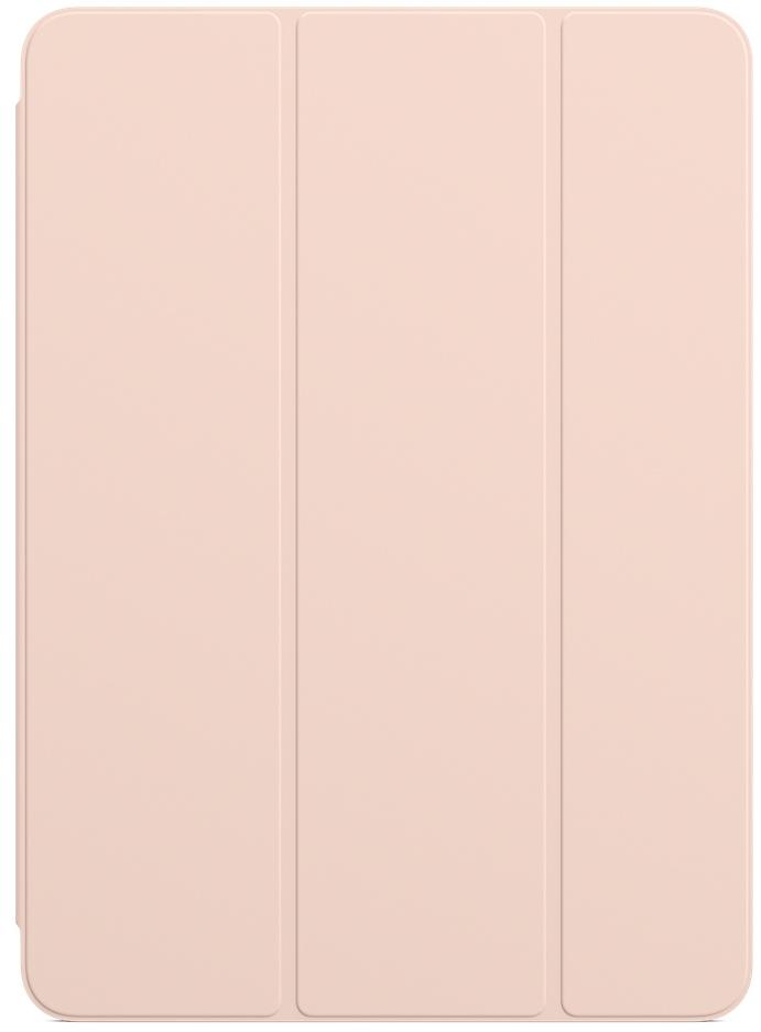 Обложка Apple Smart Folio для iPad Pro 11 (2020) (розовый песок)