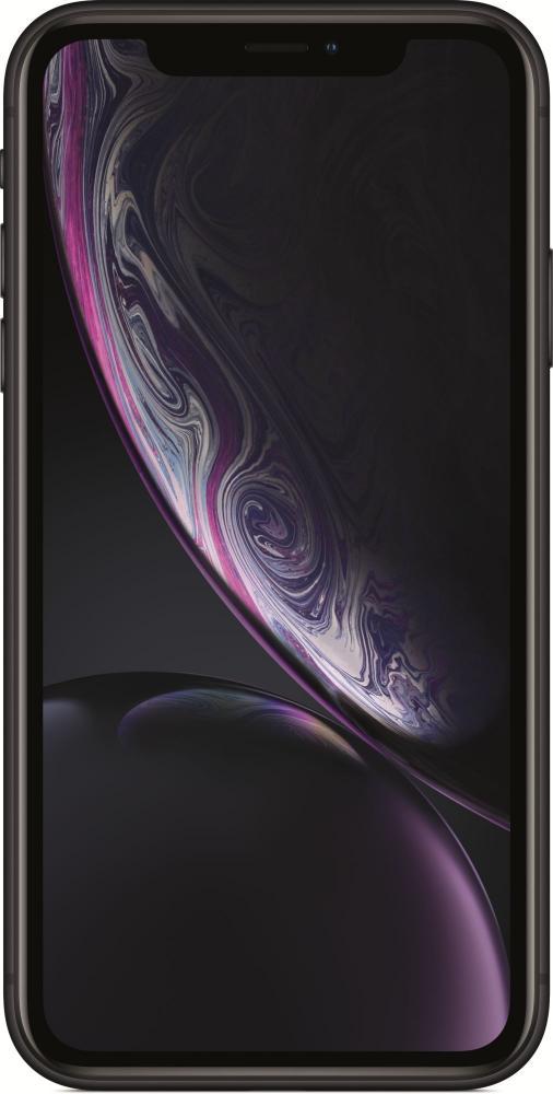 Мобильный телефон Apple iPhone XR 128GB (черный) фото