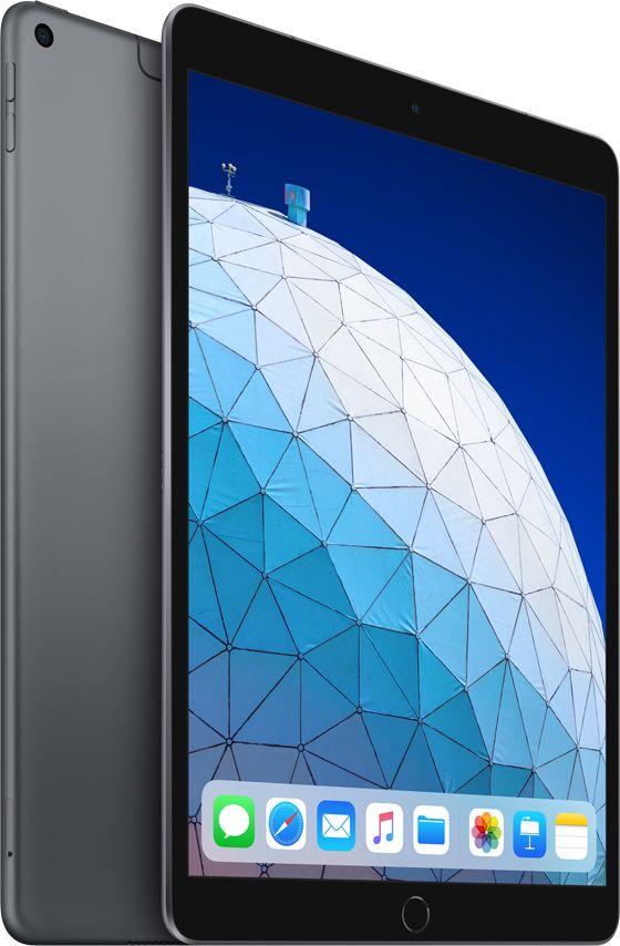 "Планшет Apple iPad Air 64Gb Wi-Fi + Cellular 2019 (серый космос) iPad Air 64Gb Wi-Fi + Cellular 2019 (10.5""/2224х1668/WIFI/iOS 12) фото"