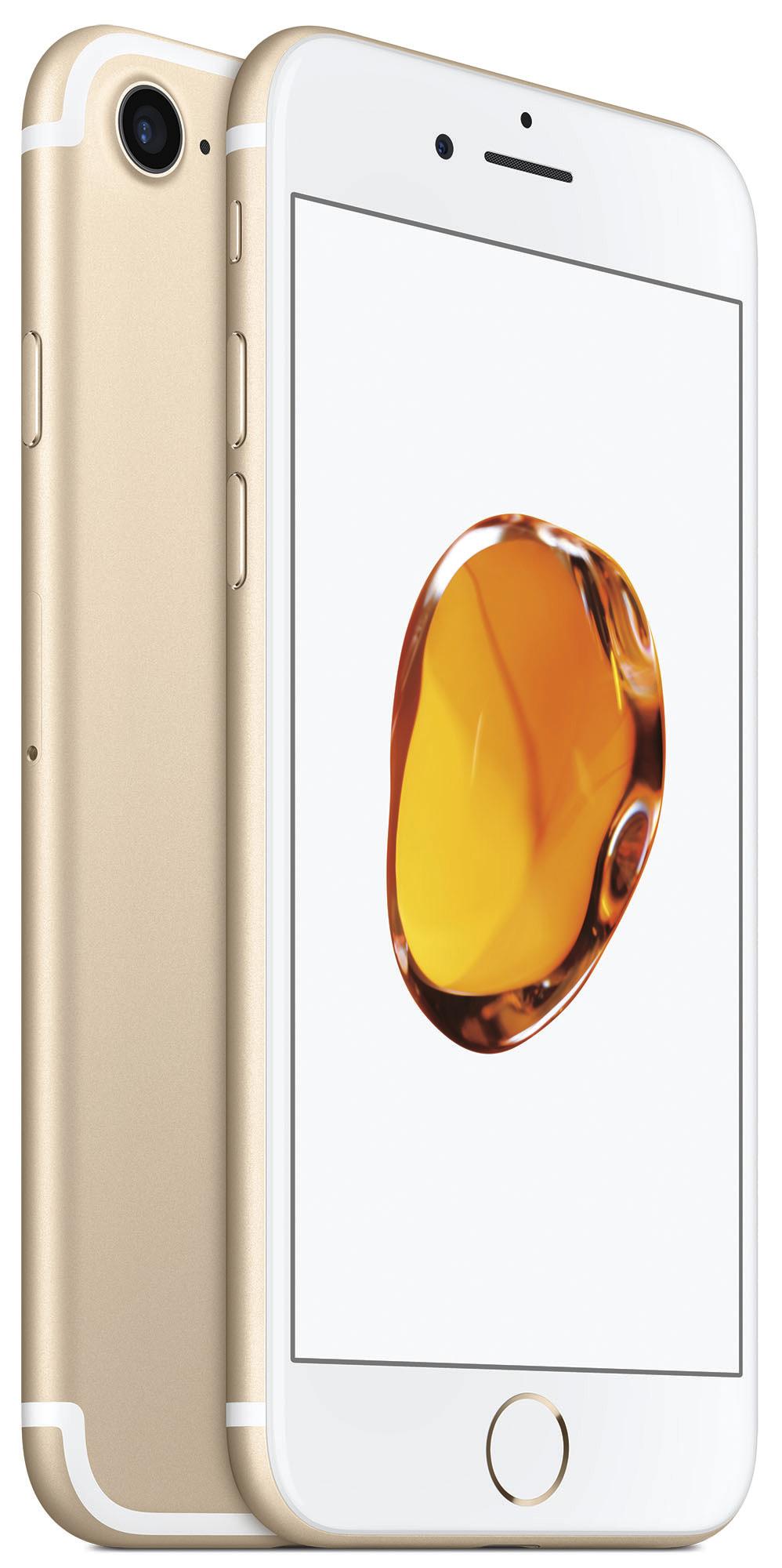 Мобильный телефон, Apple iPhone 7 32GB (золотой)  - купить со скидкой