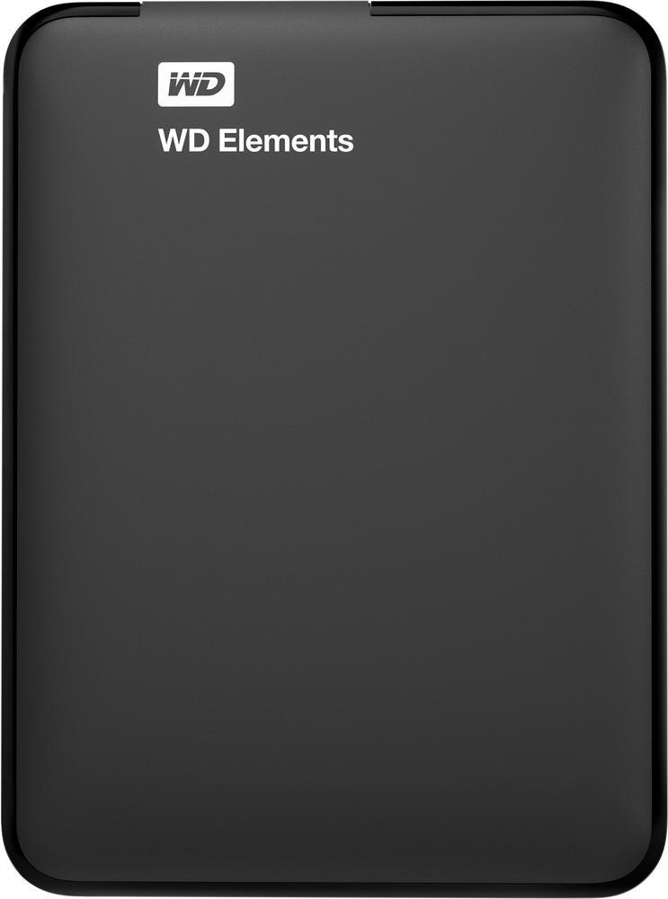 Внешний HDD WD USB 3.0 2TB WDBMTM0020BBK-EEUE (черный) фото