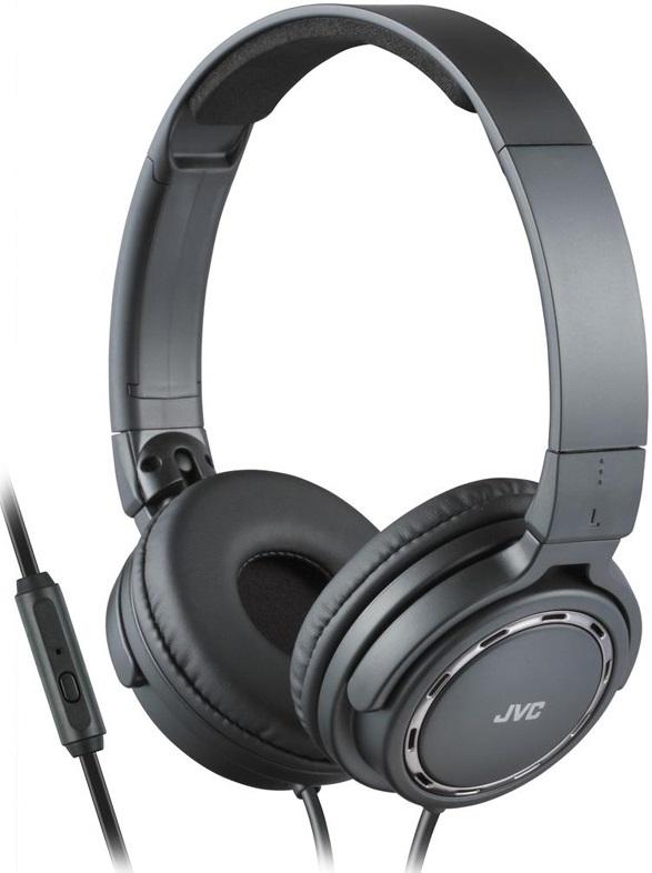 Наушники JVC HA-SR525-B (черный) наушники jvc ha fx38m b e черный