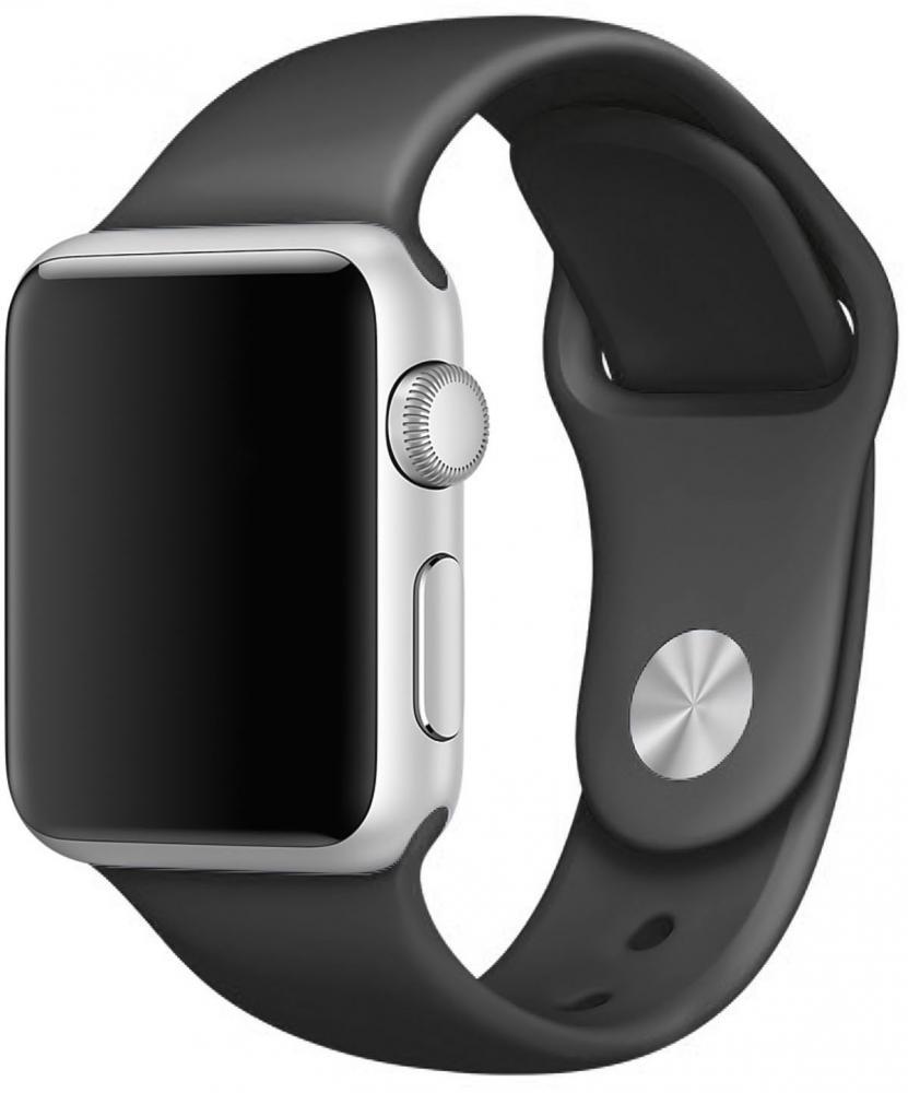Браслет Wolt для Apple Watch 38/40 мм (черный)
