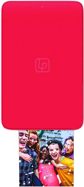 Фото - Карманный фотопринтер LifePrint LP001-11 (красный) ударный фотопринтер metaza mpx 95