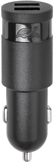 Автомобильное зарядное устройство Riva RIVAPOWER VA4223 B00 (черный) фото