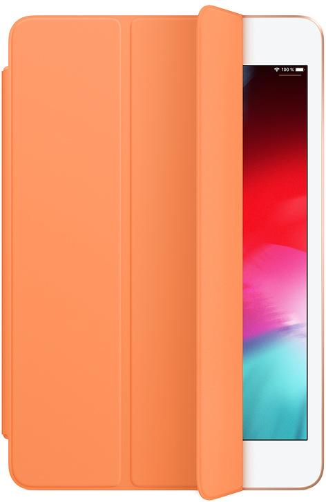 Обложка Apple Smart Cover для iPad Mini 2019 (свежая папайя) чехол apple smart cover для apple ipad 2019 10 2 ipad air 2019 10 5 свежая папайя