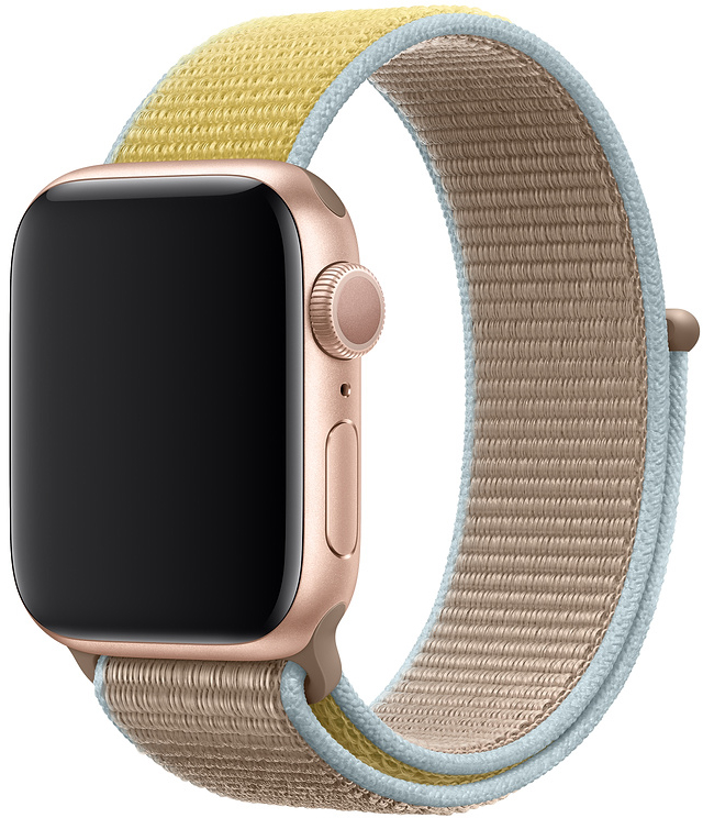 Ремешок Apple Sport Nylon Band для Watch 40 мм (верблюжья шерсть) фото
