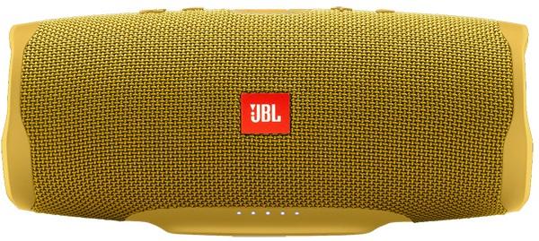 Портативная колонка JBL Charge 4 (желтый)