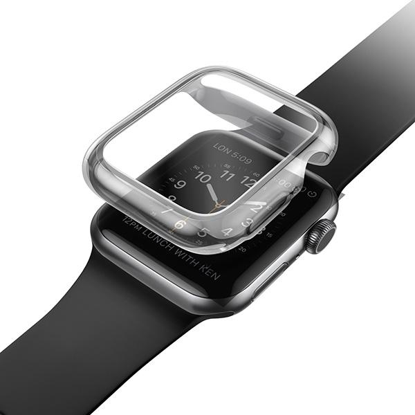 Чехол Uniq Garde для Apple Watch 40мм (серый) фото