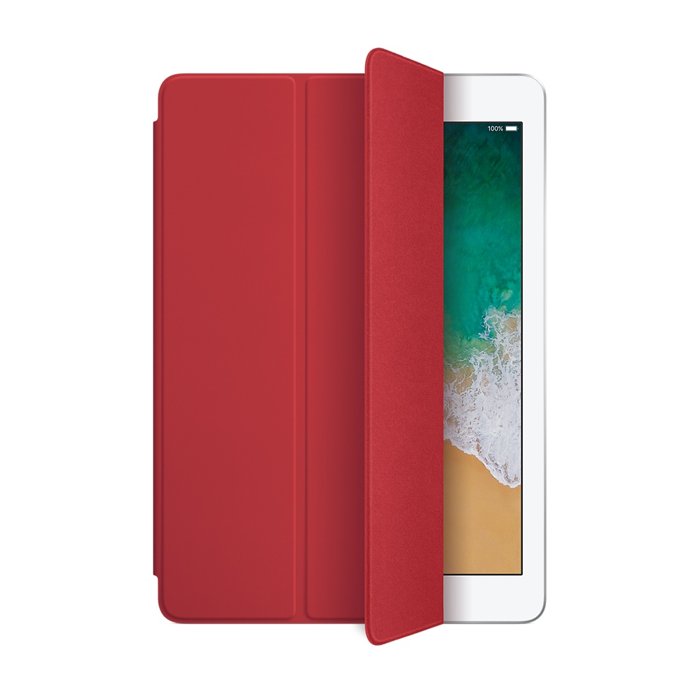 Обложка Apple Smart Cover для iPad (красный)
