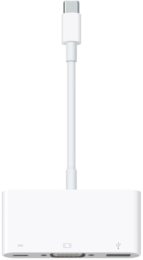 Адаптер Apple USB-C/VGA (белый)