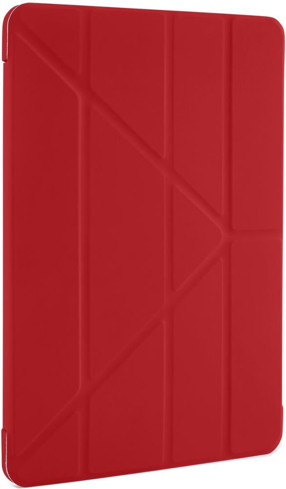 Обложка Pipetto Origami для Apple iPad 10.2 (2019) (красный)