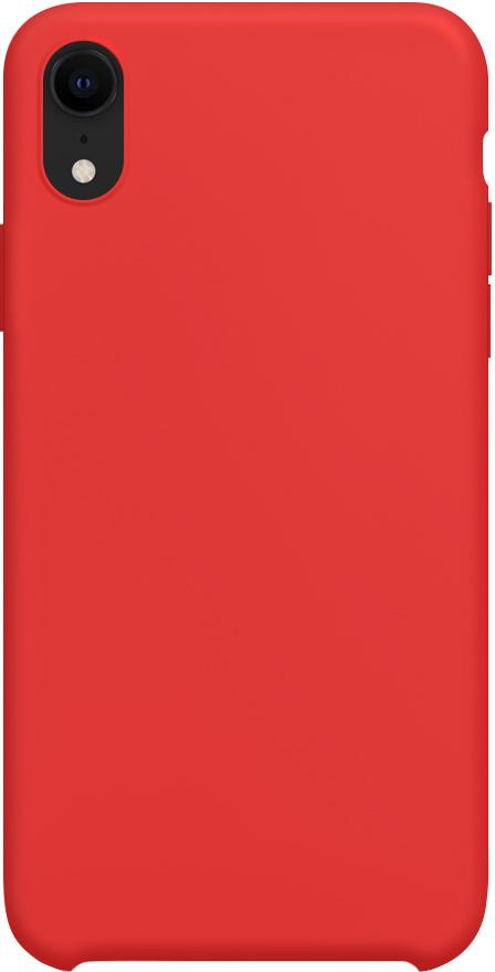 Клип-кейс Gresso Smart для Apple iPhone XR (красный) клип кейс gresso smart tpuдляapple iphone 11 pro розовый