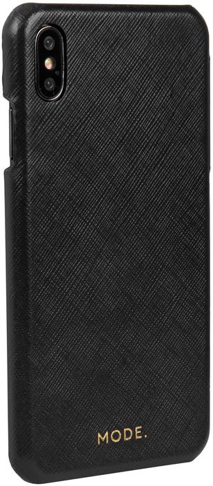 Фото - Клип-кейс DBramante1928 MODE London для Apple iPhone XS Max (черный) клип кейс happy plugs для apple iphone xs black marble черный мрамор
