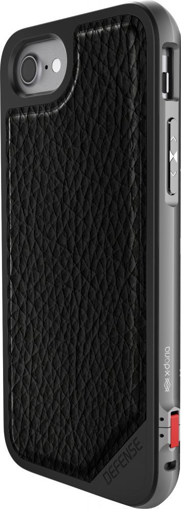 Клип-кейс X-Doria Defense Lux для Apple iPhone 7 (черный) фото