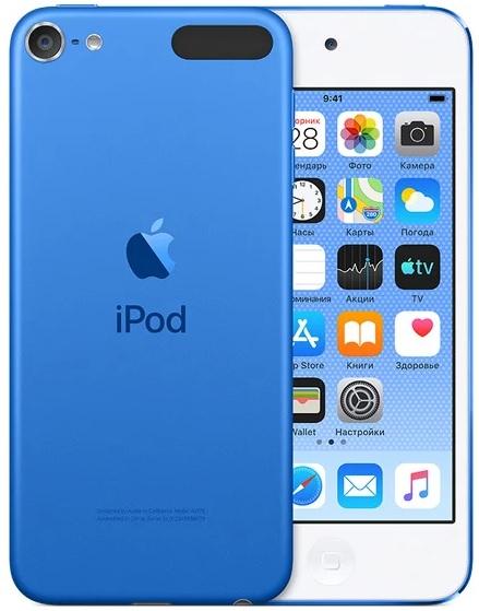 Фото - Плеер Apple iPod touch 32Gb (2019) (синий) фото