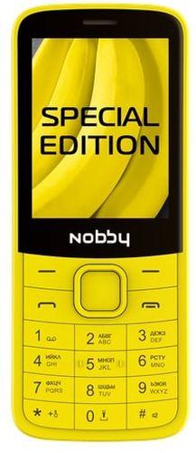 Мобильный телефон Nobby 220 (желтый) фото