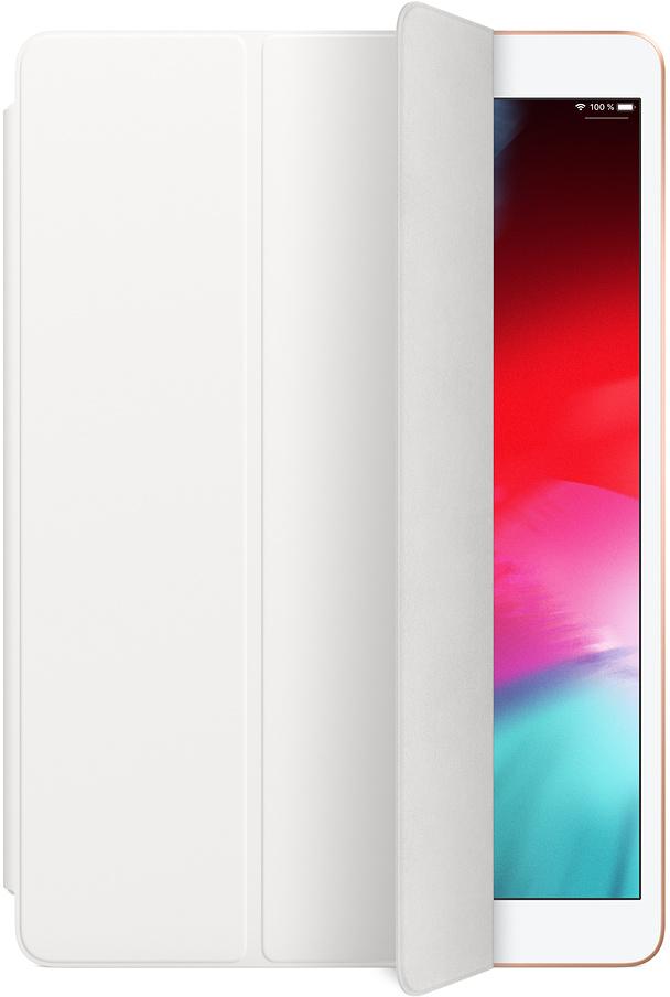 Обложка Apple Smart Cover для iPad Air (3-го поколения), iPad (7 и 8-го поколения), iPad Pro 10,5 дюйма (белый) фото