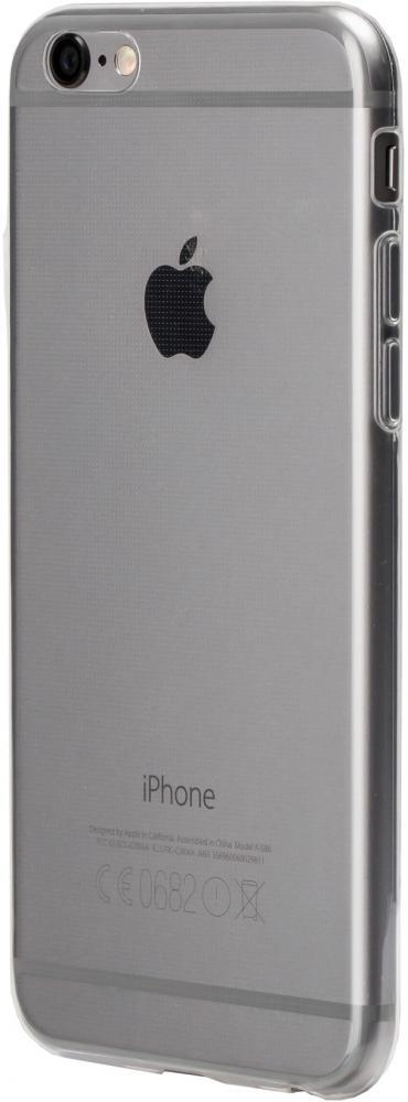 Клип-кейс uBear для Apple iPhone 6/6S (прозрачный)