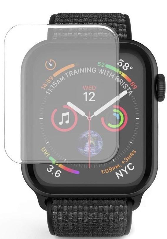 Защитное стекло Whitestone DOME для Apple Watch 44 мм (УФ лампа в набор не входит) фото