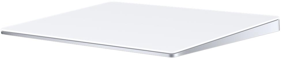 Трекпад Apple Magic Trackpad 2 (серебристый) Magic Trackpad 2 White Bluetooth фото