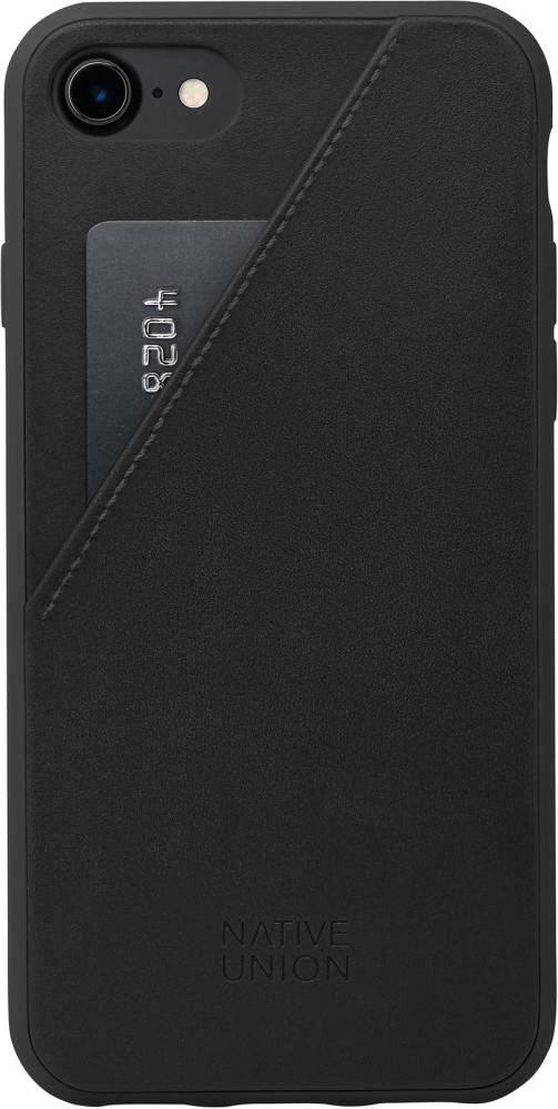 Клип-кейс Native Union CLIC CARD для Apple iPhone 8/7 (черный) фото