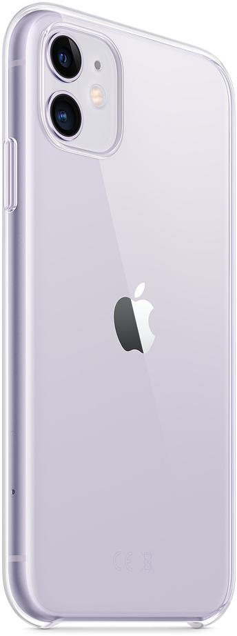 Клип-кейс Apple Clear для iPhone 11 (прозрачный) фото