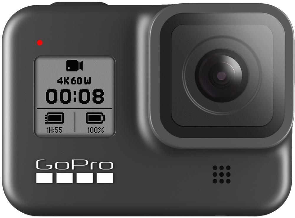 GoPro Hero8 (черный)