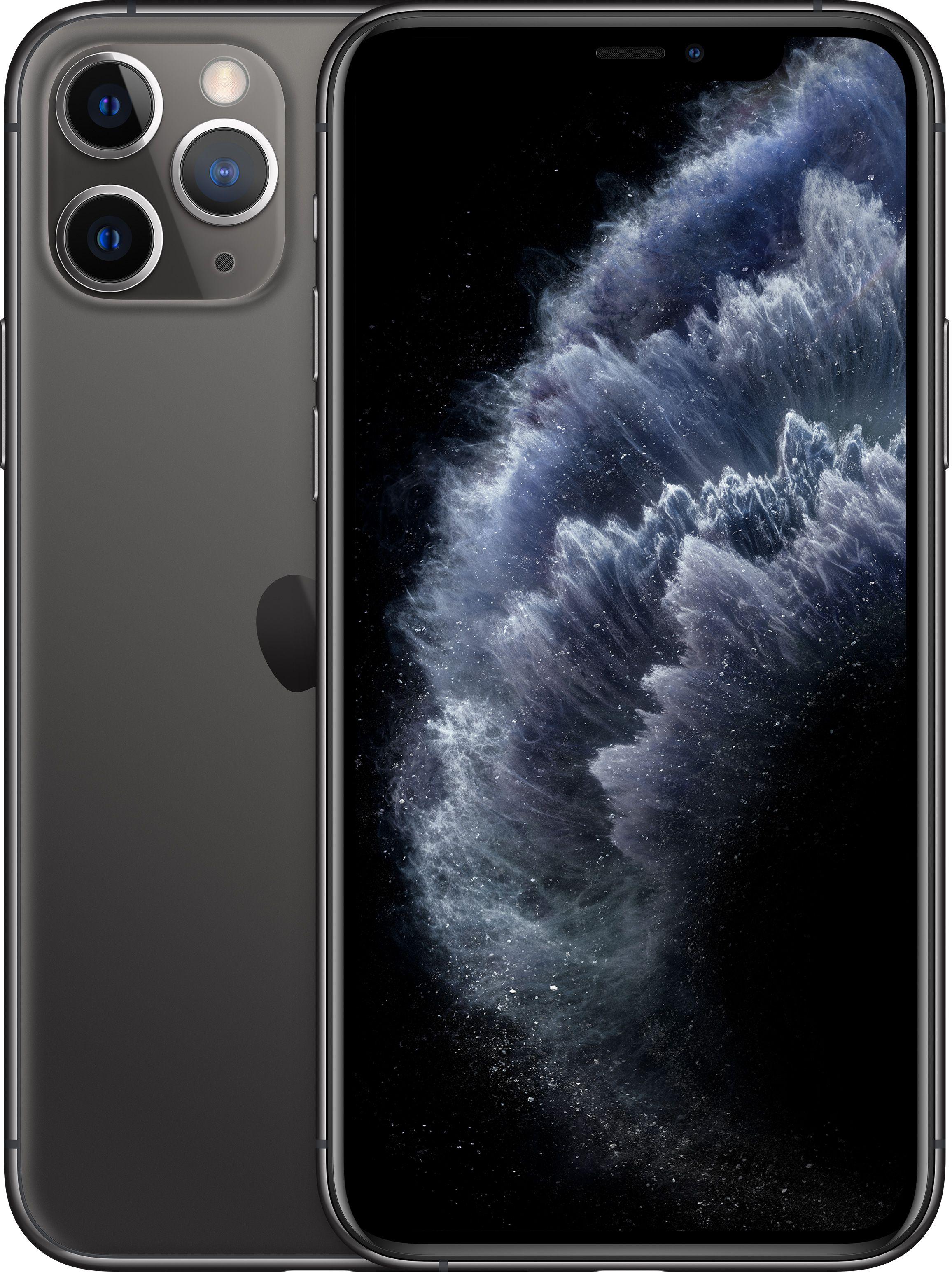 Мобильный телефон Apple iPhone 11 Pro 256GB (серый космос) фото