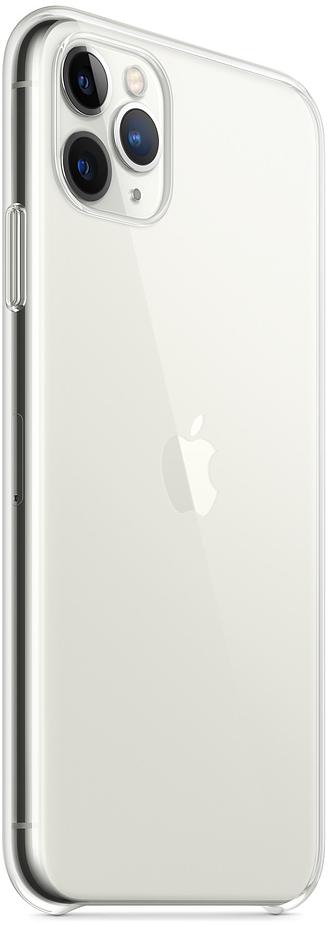 Клип-кейс Apple Clear для iPhone 11 Pro Max (прозрачный) фото