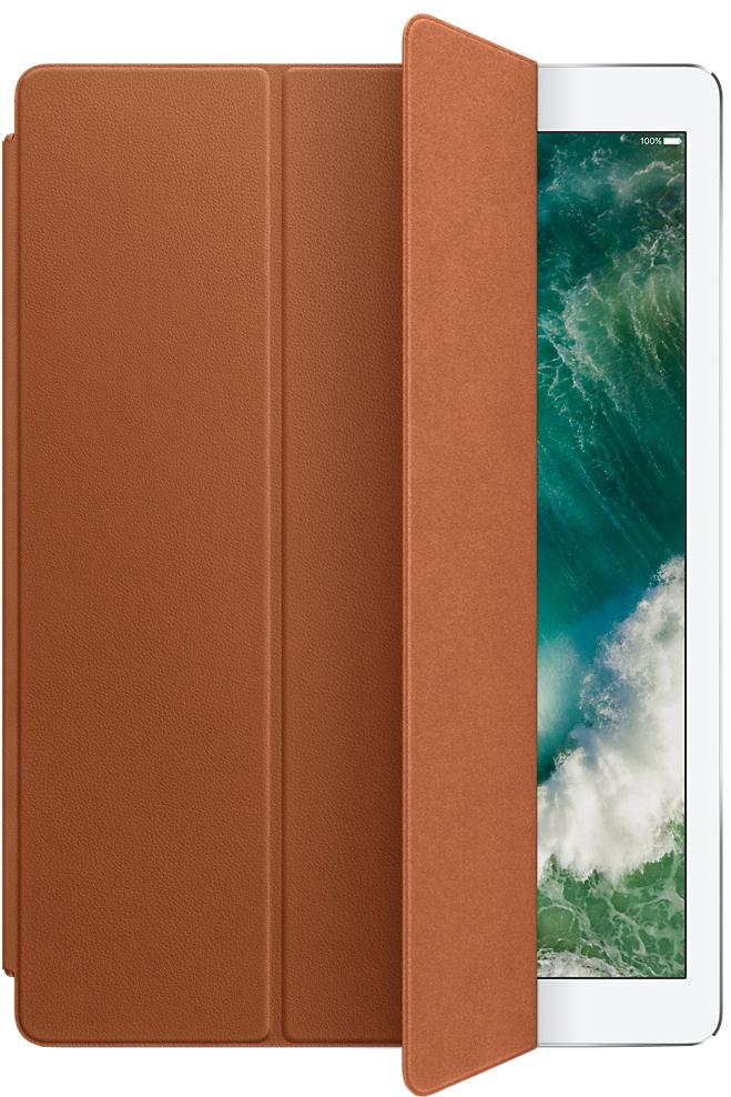 Обложка Apple Smart Cover для iPad Pro 12.9 (3-го поколения) (золотисто-коричневый) фото