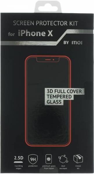 Защитное стекло Inoi 3D для Apple iPhone X