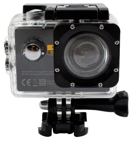 Фото - Экшн-камера Lexand LR-40 (черный) объектив