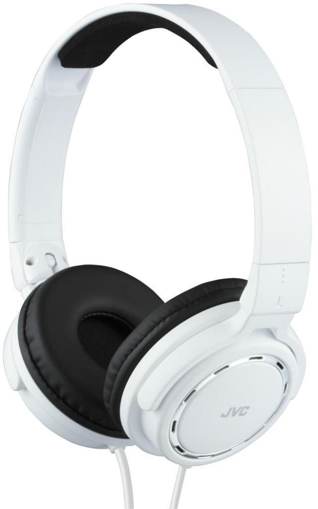 Наушники JVC HA-S520-W-E (белый) наушники jvc ha fx7 black