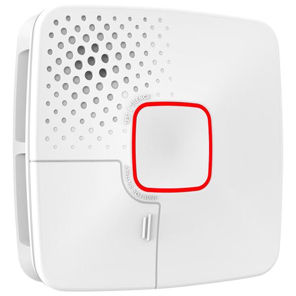 Датчик дыма и угарного газа First Alert OneLink DC10-500 (белый)