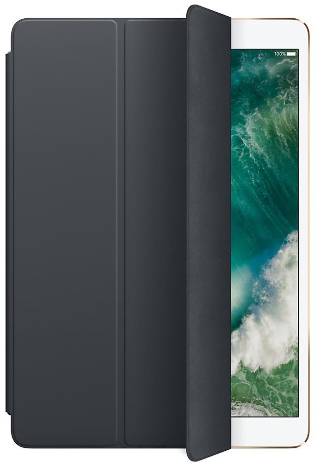 Обложка Apple Smart Cover для iPad Pro 10.5 (1-го поколения) (угольно-серый) фото