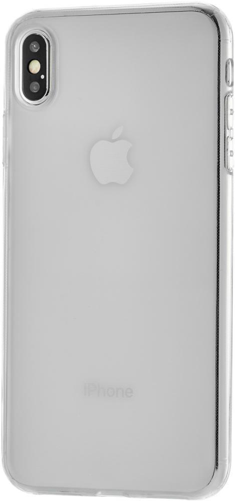 Клип-кейс uBear для Apple iPhone XS Max (прозрачный) фото