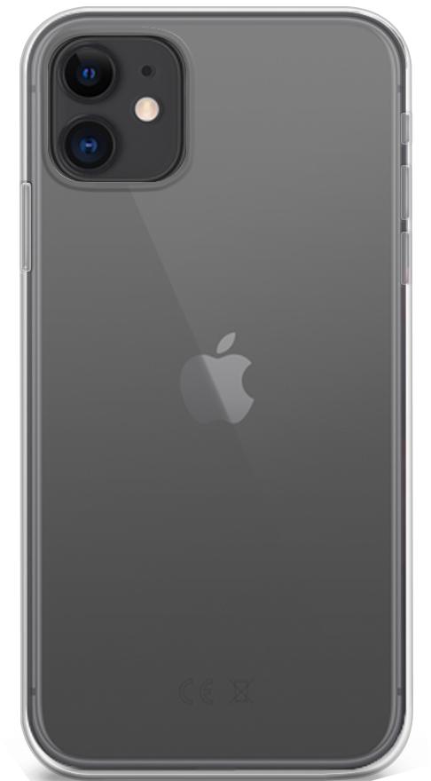 Клип-кейс Gresso Air PS для Apple iPhone 11 (прозрачный) клип кейс gresso smart tpuдляapple iphone 11 pro розовый