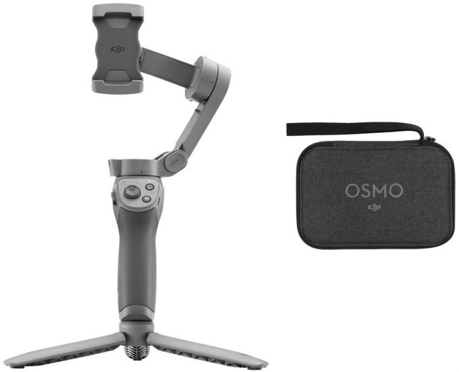 Стедикам DJI Osmo Mobile 3 Combo (черный)