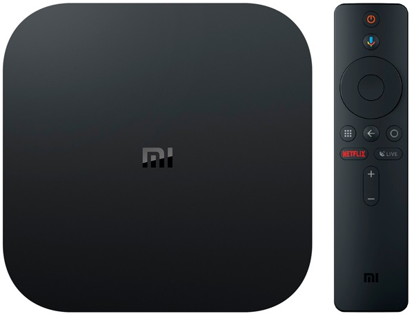 Фото - Медиаплеер Xiaomi Mi TV Box S EU (MDZ-22-AB) медиаплеер xiaomi mi tv box s eu