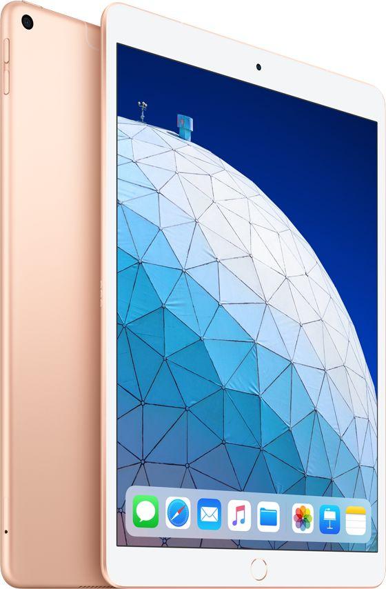 "Планшет Apple iPad Air 256Gb Wi-Fi + Cellular 2019 (золотой) iPad Air 256Gb Wi-Fi + Cellular 2019 (10.5""/2224х1668/WIFI/iPad OS) фото"