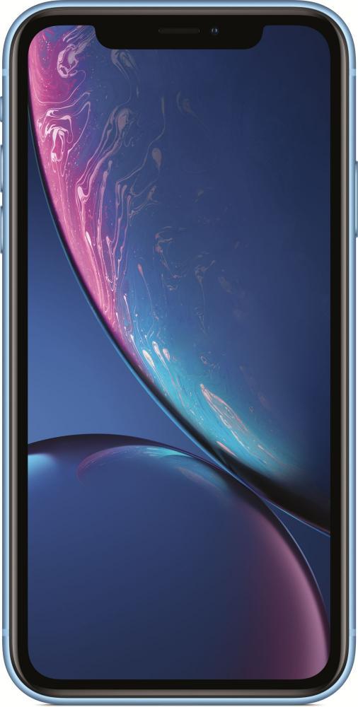 Мобильный телефон Apple iPhone XR 64GB (синий) фото