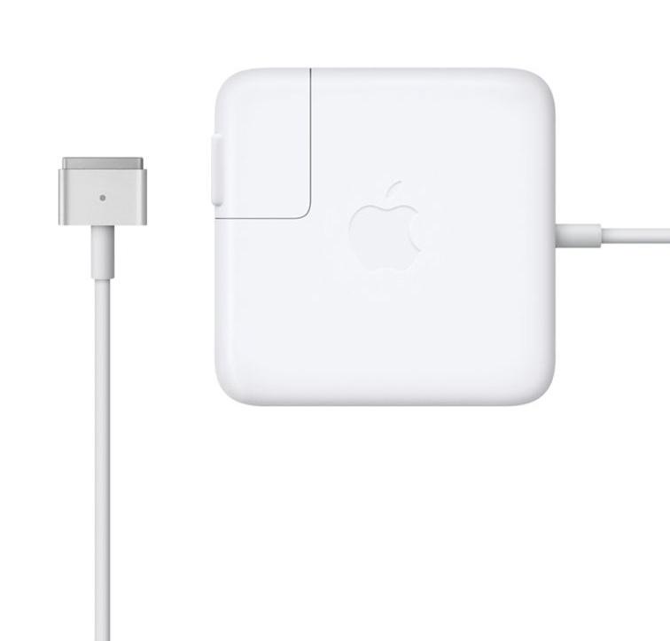 Сетевое зарядное устройство Apple MagSafe 2 Power Adapter - 60W (белый)