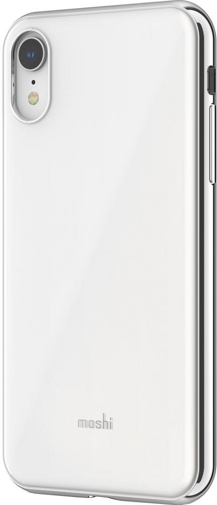 Клип-кейс Moshi iGlaze для Apple iPhone XR (жемчужно-белый)