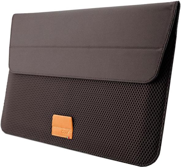 "Чехол Cozistyle ARIA Stand Sleeve для Apple Macbook Air/ Pro 15-16"" (коричневый)"